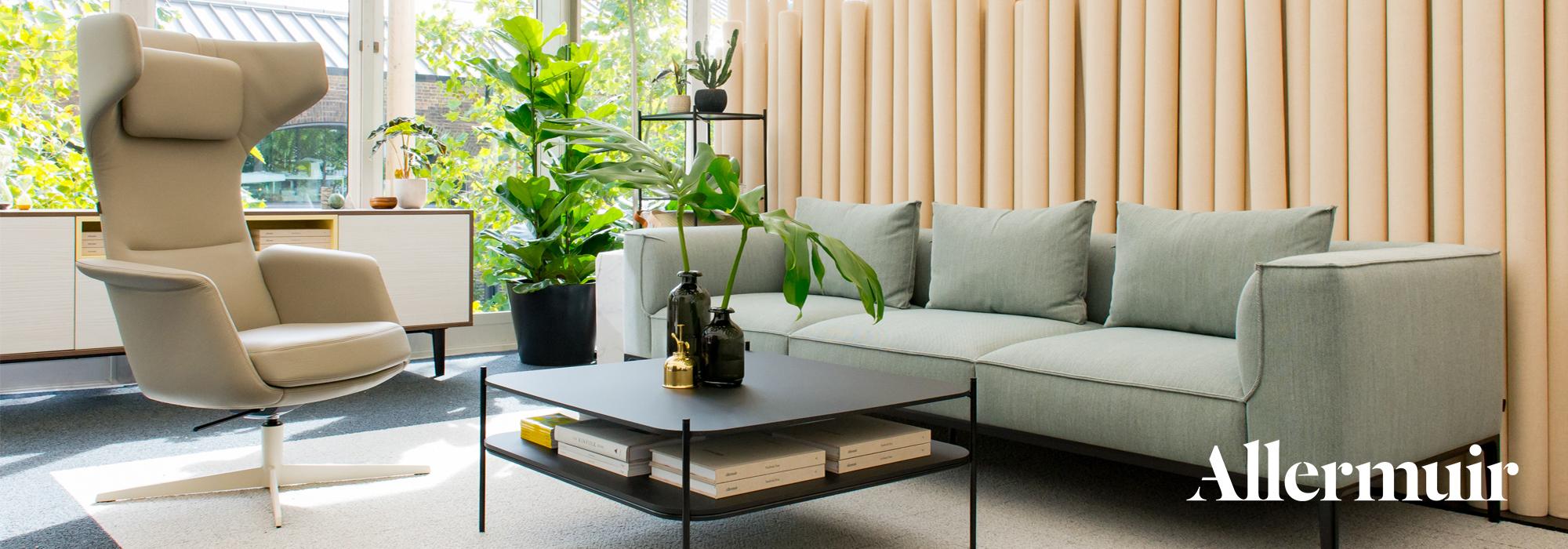 Allermuir Tarry Chair & Oran Sofa