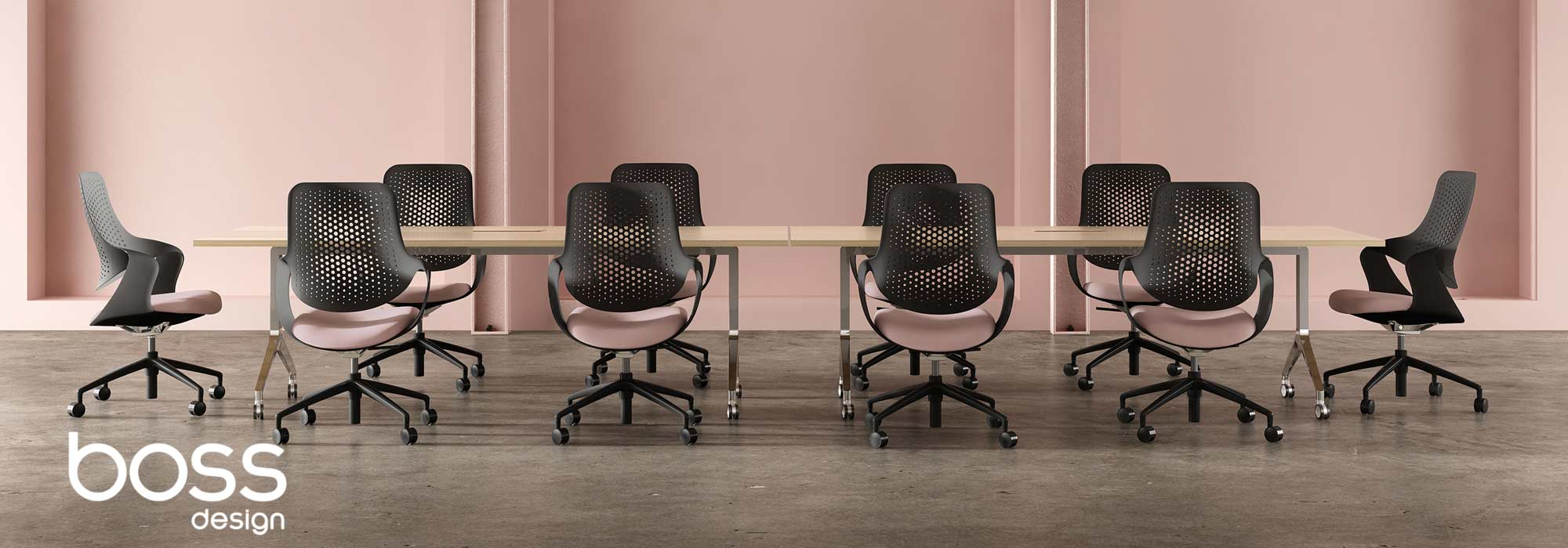 Boss Design Coza Chairs