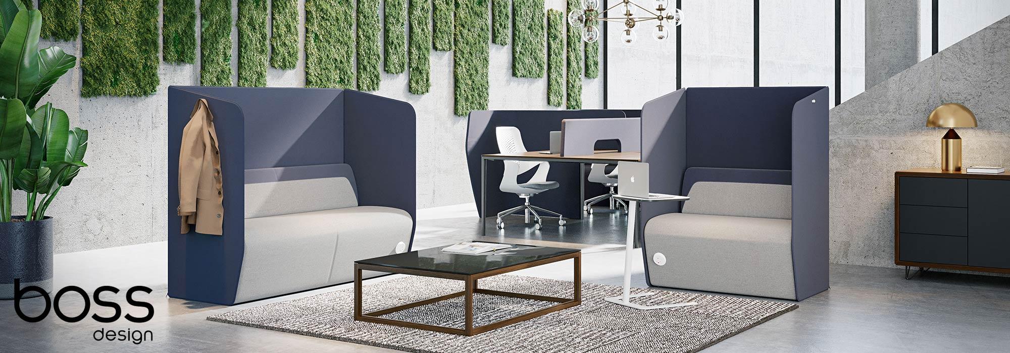 Boss Design Hemm Seating