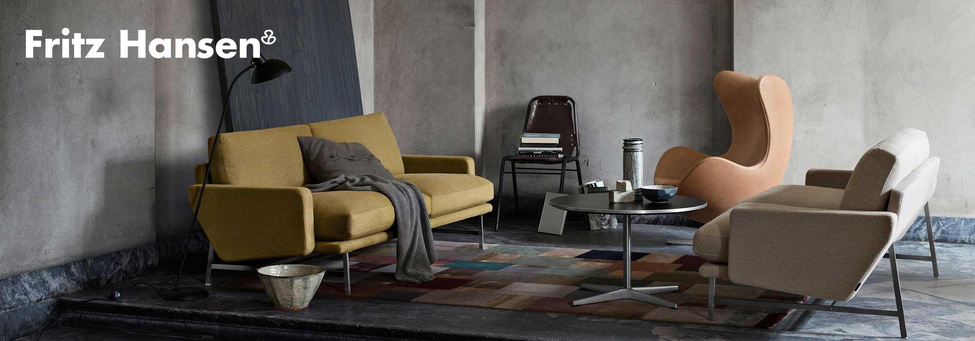 Fritz Hansen Brand At Think Furniture