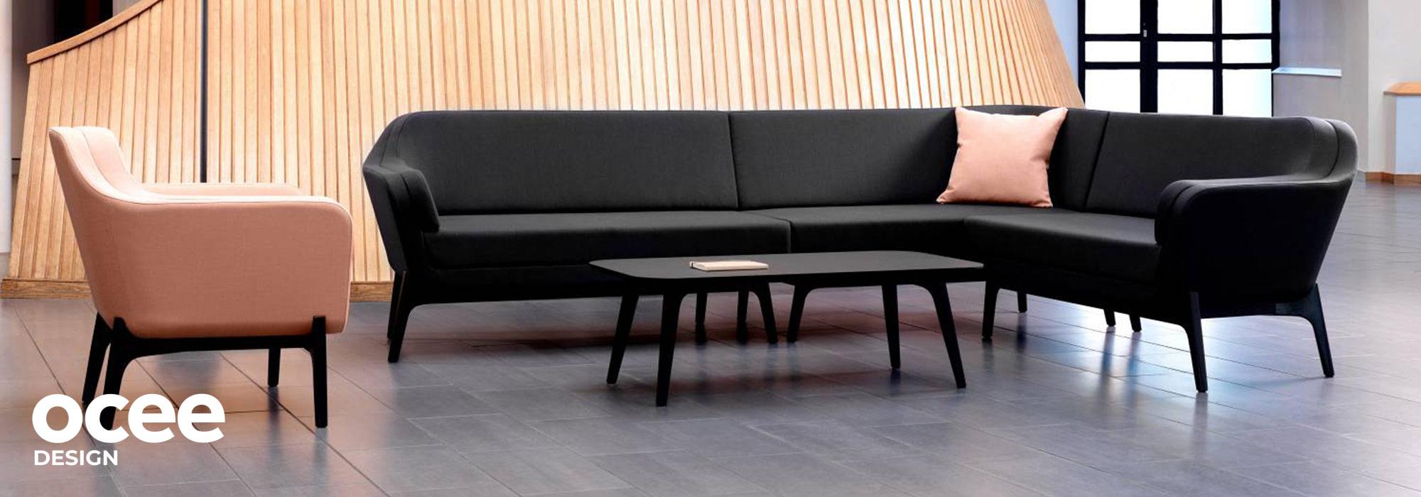 Ocee Design Harc Modular Sofa & Armchair