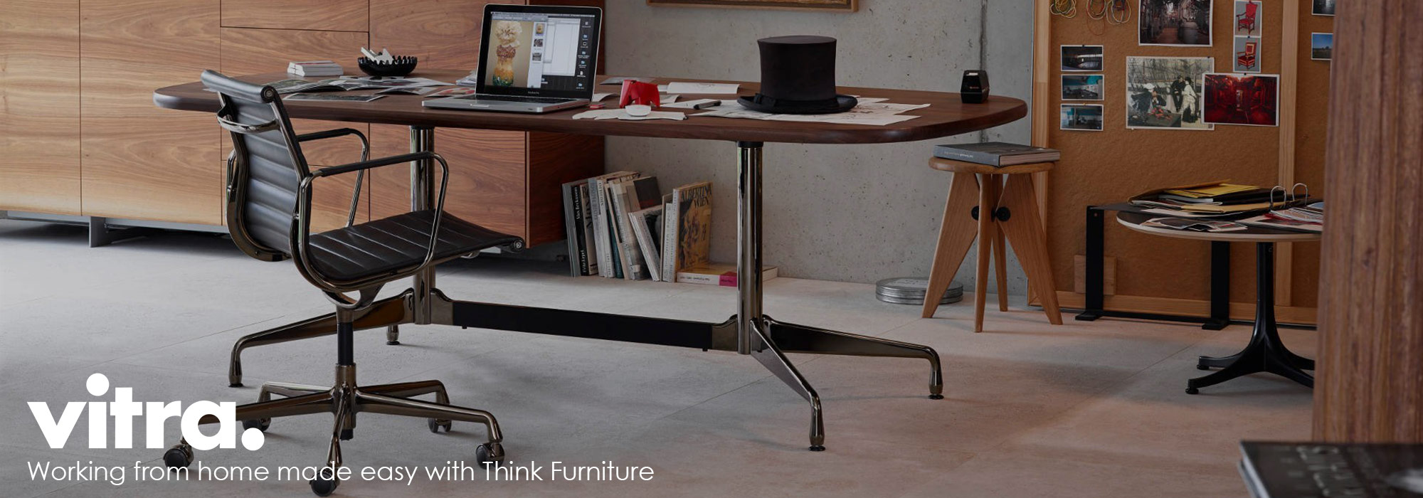 Work From Home With Think Furniture