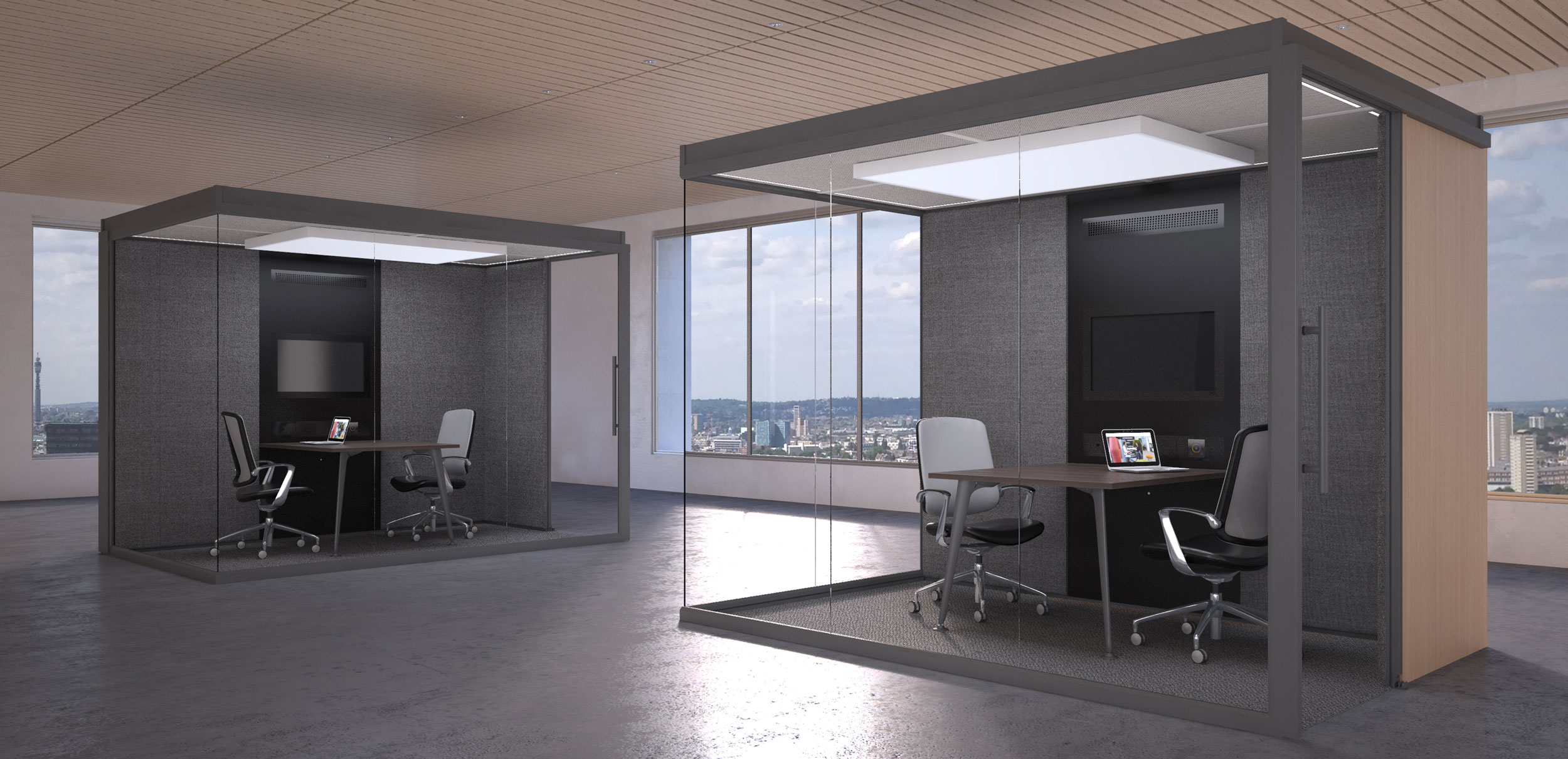 Boss Design Infinity 2 Pod In Situ