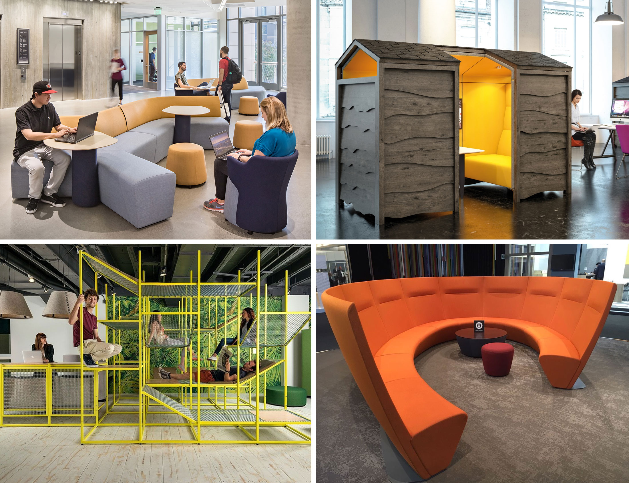 Breakout & Collaborative Workspaces