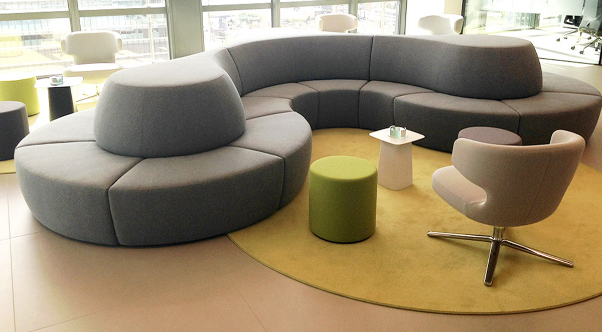 Take A Break With Breakout Areas From Think Furniture