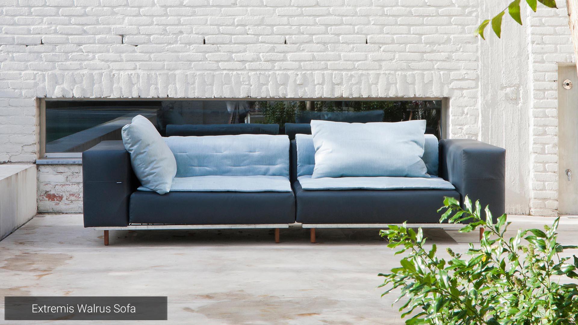 Extremis Walrus Sofa
