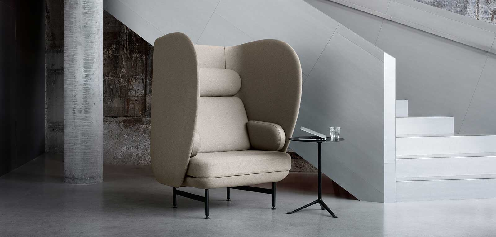 Fritz Hansen Plenum High Back Sofa System