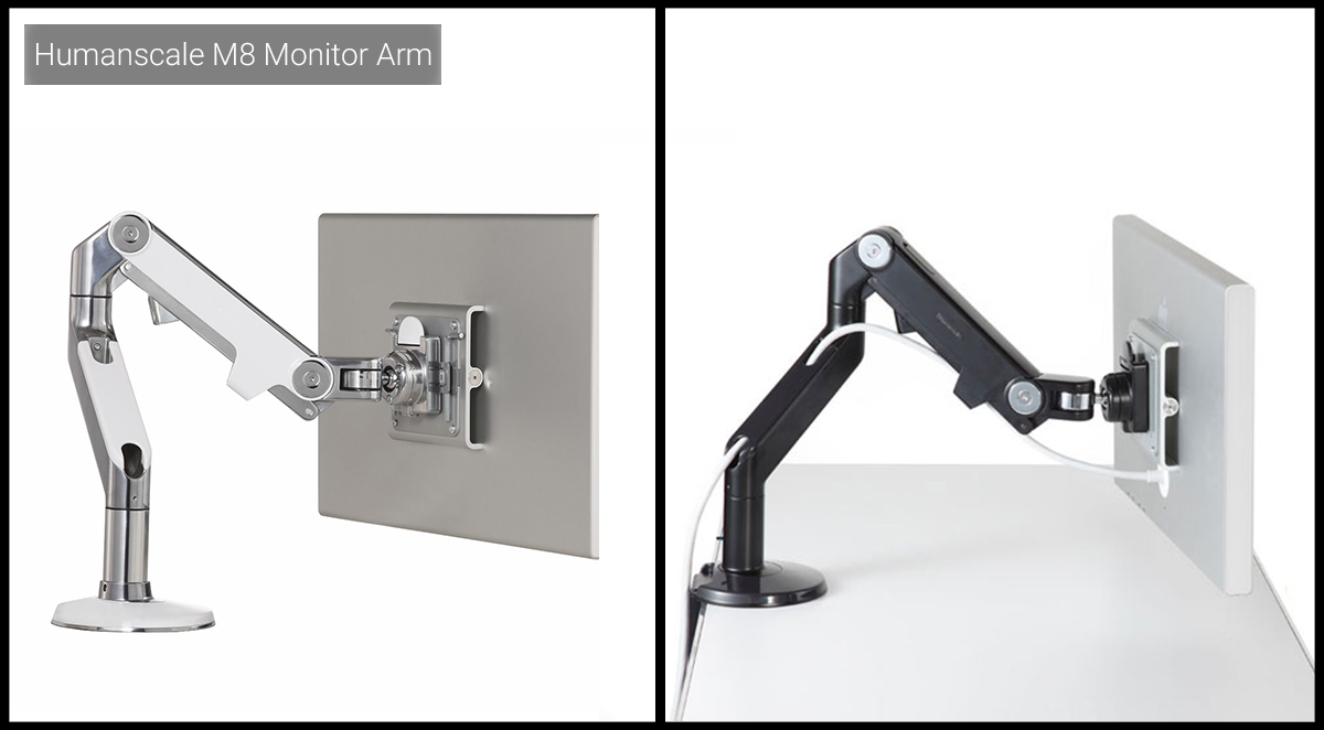 Humanscale M8 Monitor Arm