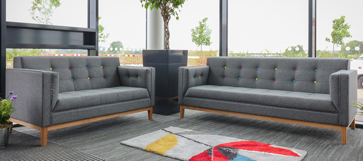 Frovi Jig Sofa Grey
