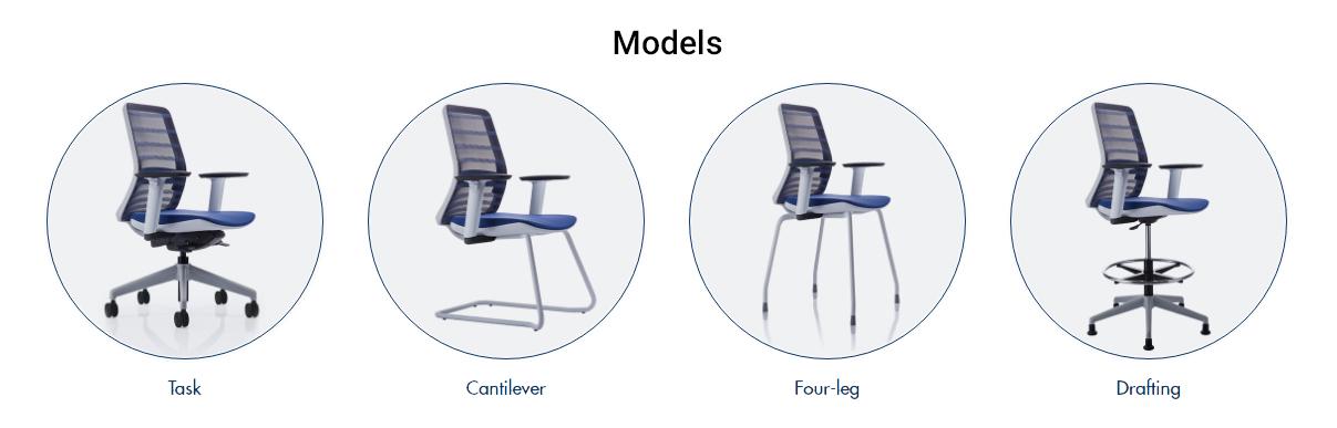 Koplus Tonique Chair Models