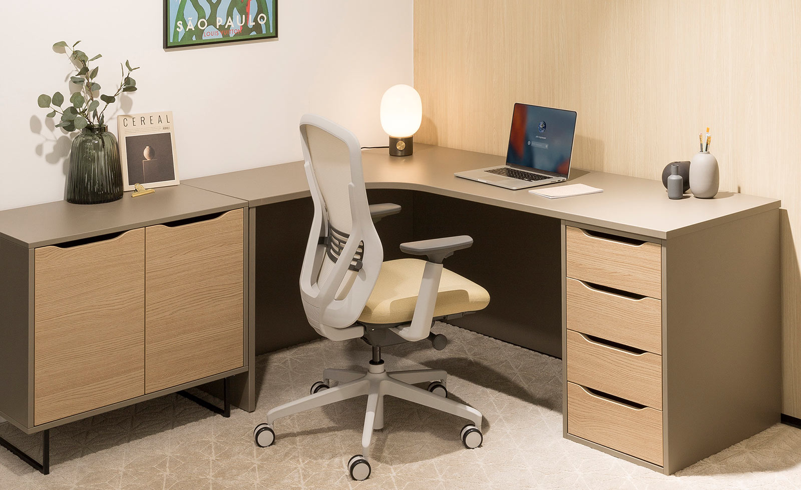Think Furniture - Home Office Furniture - Home Working Bundles