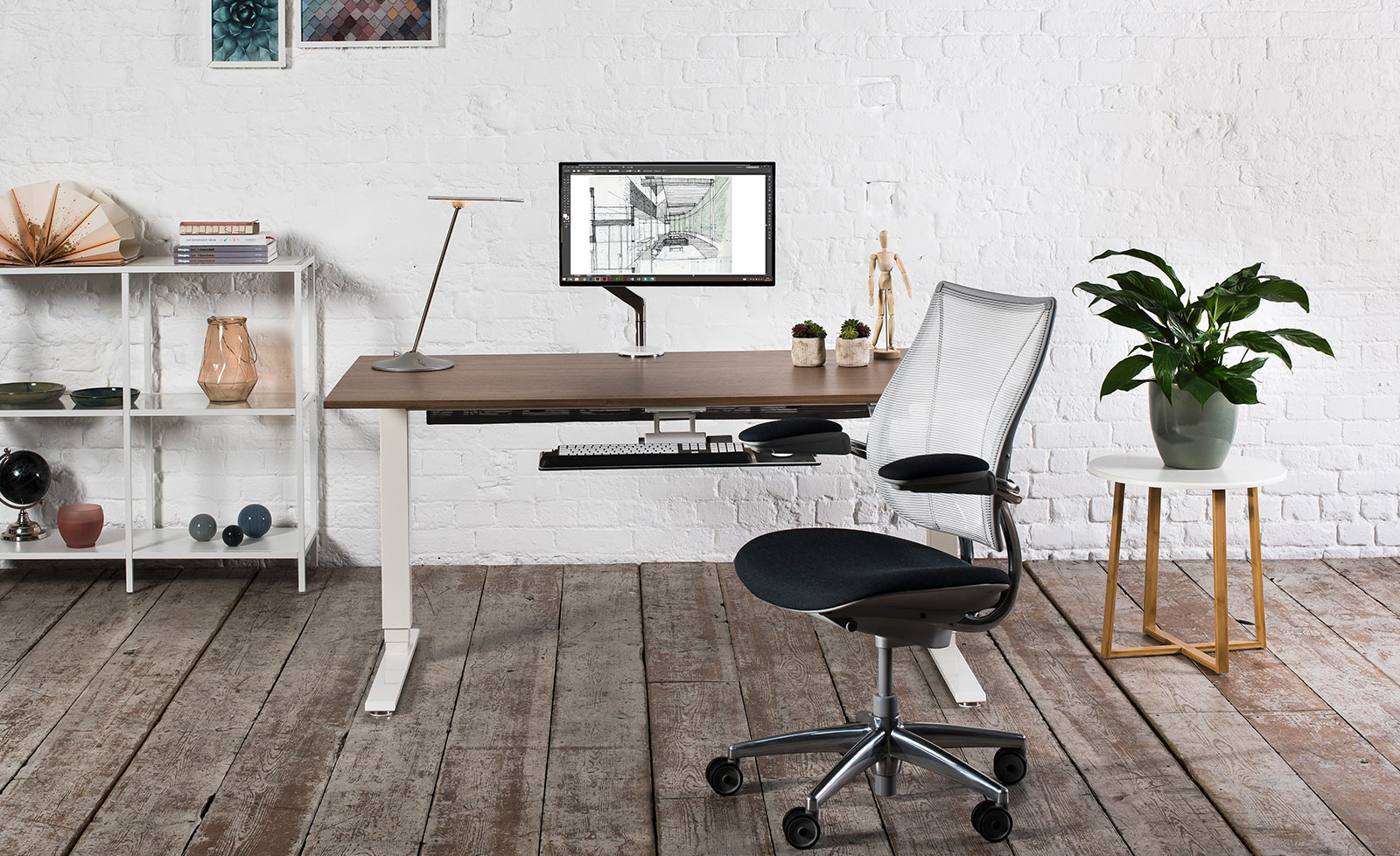 Think Furniture - Home Office Furniture - Home Office Chairs