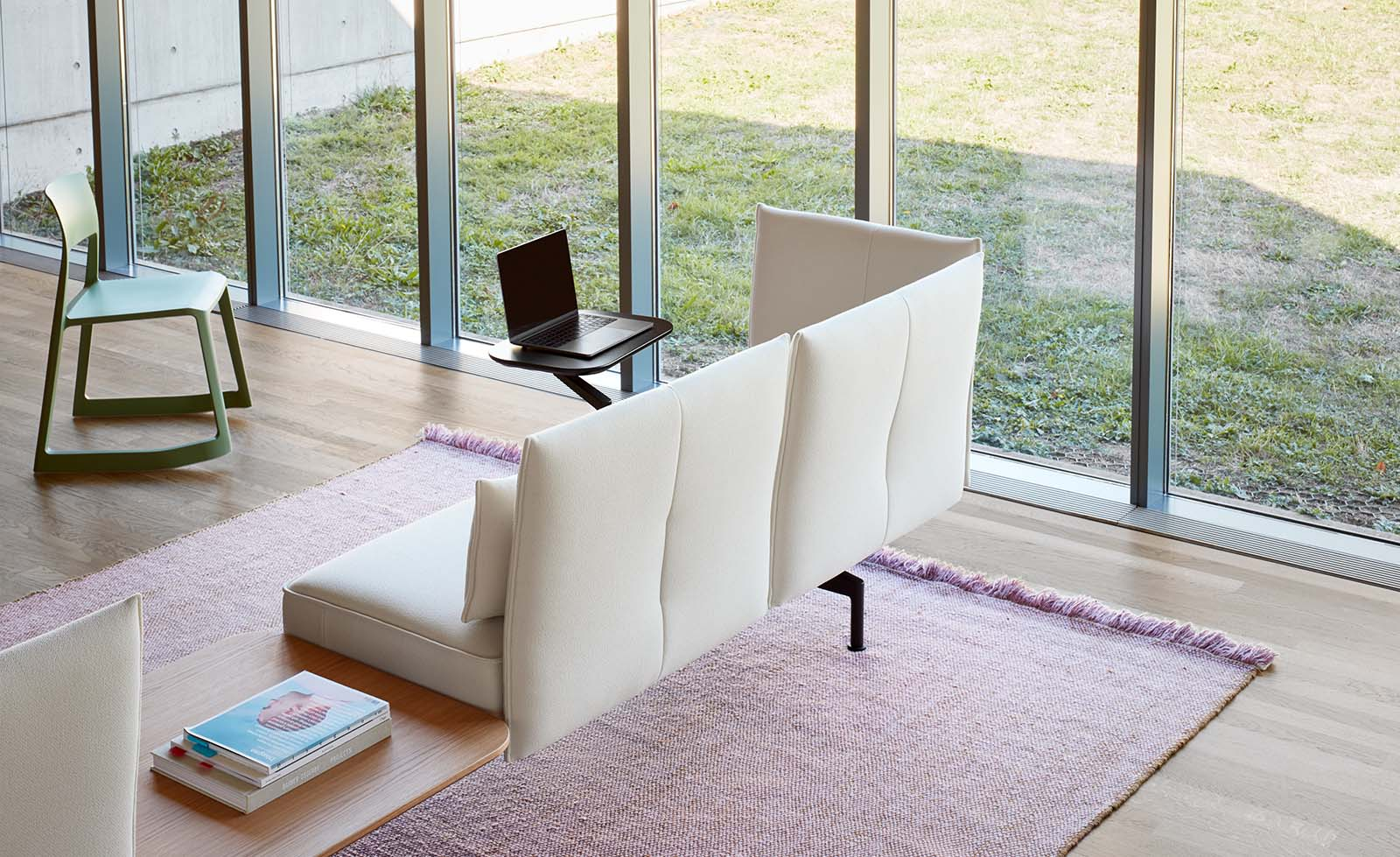 Think Furniture - Hybrid Office Design - Vitra Softwork Seating Collection