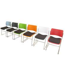 40/4 Side chair is a variety of colours