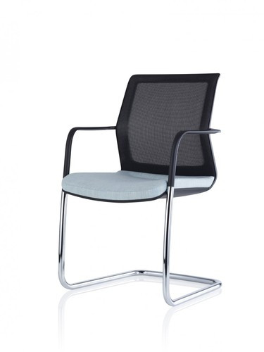 Orangebox Workday Cantilever Stackable Visitor Chair