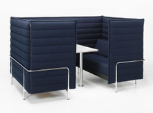 Vitra Alcove Cabin Highback 2 Seater