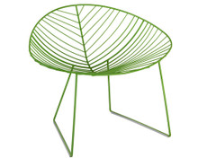 Arper Leaf Sled Lounge Chair