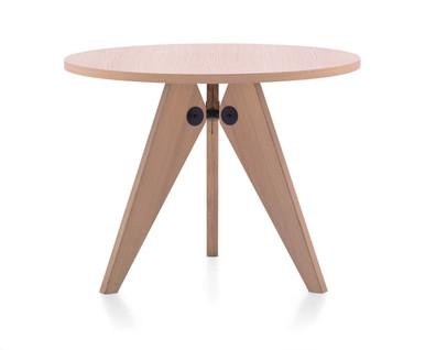 Vitra Guéridon table by Jean Prouvé