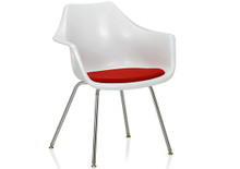 KI Jubi Bucket Style Chair