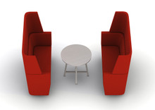 Orangebox Away From The Desk Modular Seating Range