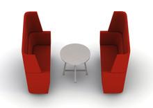 Orangebox Away From The Desk Modular Seating Range
