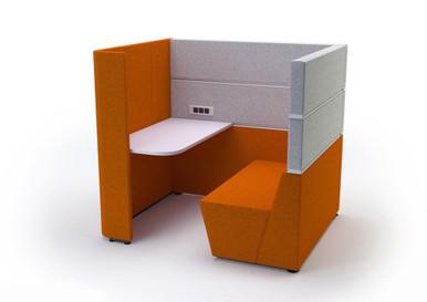 Connection Cubbi Acoustic Seating