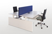Ahrend Team_Up Height Adjustable Bench System