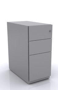 Bisley Note Mobile Pedestal - NW352M7SSF