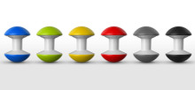 Humanscale Ballo Stool by Don Chadwick