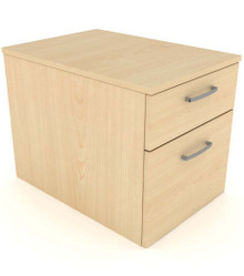 Elite Under Desk 2 Drawer Pedestal