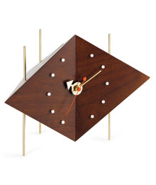 Vitra Diamond Desk Clock