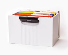 Hotbox Origin Personal Storage - Open - Front