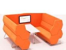 Nowy Styl Hexa Wall Office Pod