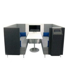 Davison Highley Skylon Work Booth
