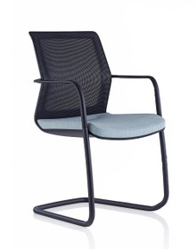 QUICK SHIP Orangebox Workday Cantilever Armchair