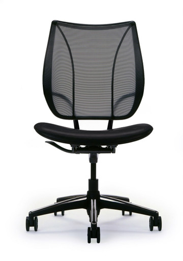 Humanscale Liberty Chair With Tri Panel Mesh And No Arms