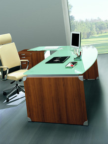 Quadrifoglio X-Time Work Stop Desk