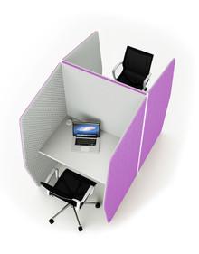 Komac Snug Workspace