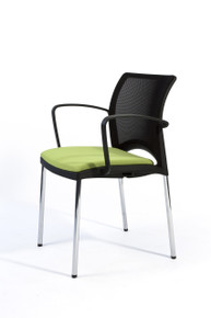 KI Faveo 4 Leg Meeting Chair
