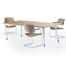 Verco DNA Rectangular Meeting Table