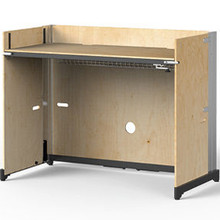 Vitra Hack Adjustable Desk System