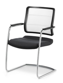 Interstuhl Airpad Cantilever Meeting Chair