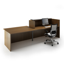 Quadrifoglio Z2 Reception Desk Range
