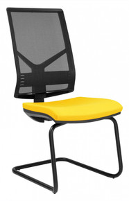 Elite Mix Mesh Cantilever Meeting Chair