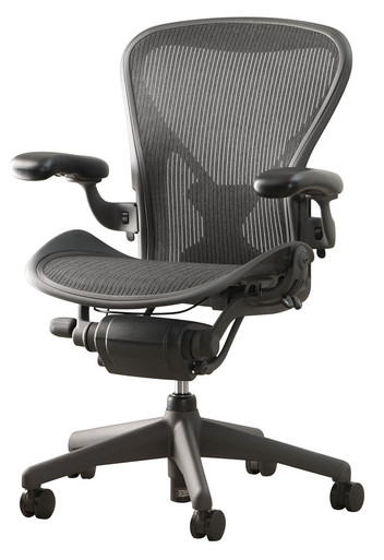 Herman Miller Aeron Chair Mesh