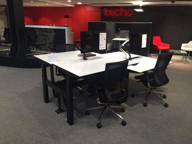 Techo Move Sit Stand Desk