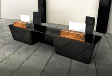 Clarke Rendall Invite&Share Reception Desks