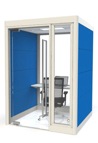 Frem Dimension Working Booth