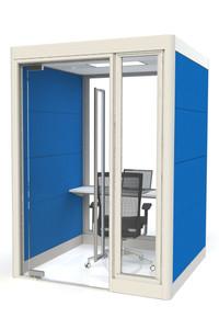 Frem Dimension Working Booth