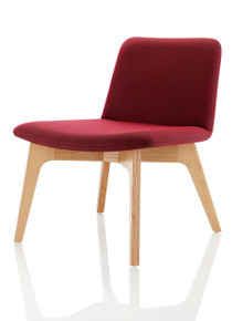Lyndon Design Agent lounge Chair - Front